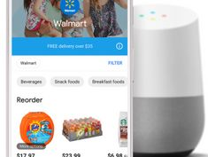 Amazon rivals Walmart and Google team up for new voice-powered shopping experience