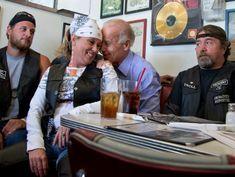 Biden's Tactile Politics Threaten His Return in the #MeToo Era