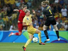 Swedish female soccer players call for unity to tackle inequality