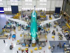 Boeing cuts back temporarily on 737 MAX production and plans to review design process