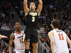 Hot-shooting Edwards leaving Purdue for NBA