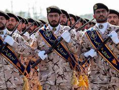 Trump designates Iran's Islamic Revolutionary Guard Corps a 'terrorist organization'