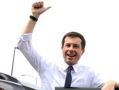 Pete Buttigieg, little-known mayor turned presidential contender, makes historic bid