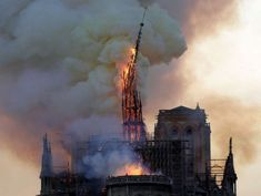 YouTube mistakenly flags Notre Dame fire videos as 9/11 conspiracy