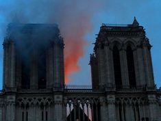 The Latest: LVMH chief pledges 200 million for Notre Dame