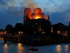 'Start Here': Notre Dame Cathedral burns, redacted Mueller report expected this week