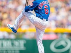 MLB investigating racist messages aimed at Cubs P Edwards