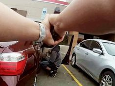 Fatal police shooting of man shown in body cam video