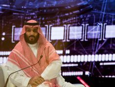 DealBook Briefing: Business Heads Back to Saudi Arabia