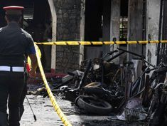 World leaders condemn Easter Sunday bombings that killed more than 200 in Sri Lanka