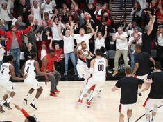 NBA roundup: Lillard's 50 points, buzzer-beater bounce Thunder