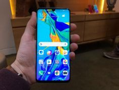 Huawei's P30 Pro excels on the camera front