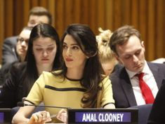 Amal and George Clooney partner with Microsoft on app to improve criminal justice oversight worldwide
