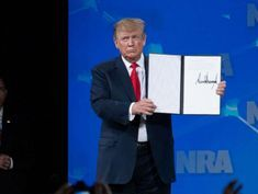 Trump withdraws from UN Arms Trade Treaty