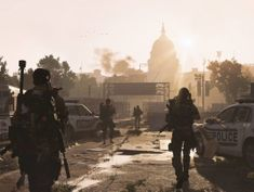 'The Division 2' is the brain-dead, antipolitical, gun-mongering vigilante simulator we deserve