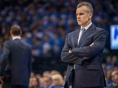 Thunder GM 'anticipates' return of coach Donovan