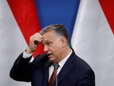 Exit from mainstream looms after Orban rejects EU conservative