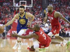 Curry, Warriors close out Rockets in Game 6