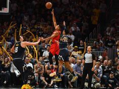 McCollum helps Trail Blazers win series over Nuggets