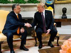 Trump Praises Hungary's Viktor Orban, Brushing Aside Criticism