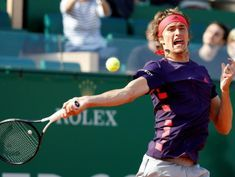 Zverev crashes out as Goffin, Kyrgios advance in Rome