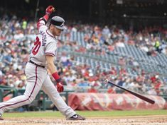 MLB roundup: Donaldson's HR lifts Braves over Nats in 10