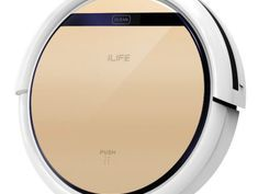 ILIFE V5s Robotic Vacuum Cleaner with Water Tank Mop Review