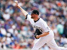 MLB notebook: Oberg replaces Davis as Rockies closer