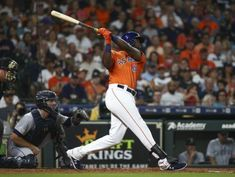 MLB roundup: Astros hammer six home runs to rout M's