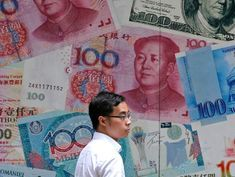 China's Currency Weakens in a Potential Challenge to Trump