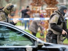 Hospital shooting leaves multiple dead and injured in Czech Republic