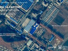 New construction seen at missile-related site in North Korea
