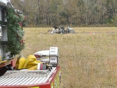 5 dead in small plane crash, 1 survivor hospitalized