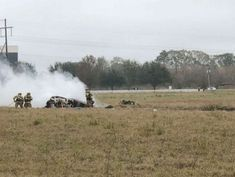 Sports reporter among 5 killed in fiery plane crash