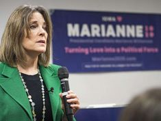 Marianne Williamson announces she is suspending her presidential campaign