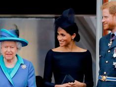 Queen Elizabeth announces 'period of transition' for Prince Harry and Meghan