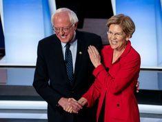 'Start Here': Sanders and Warren tensions simmer ahead of debate