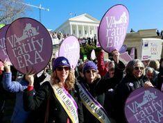 Historic Equal Rights Amendment vote set