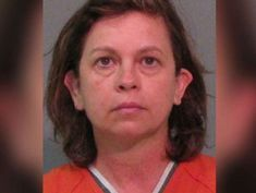 Woman sentenced to 25 years in prison for poisoning husband's water with eye drops