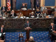 Trump impeachment trial live updates: Closing arguments ahead of acquittal vote