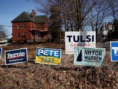 'Start Here': Biden admits winning New Hampshire an 'uphill battle'