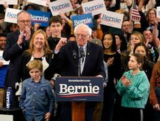 'Start Here': Sanders narrowly wins New Hampshire and Roger Stone sentencing reversal