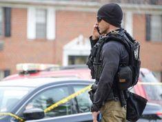 2 officers shot while serving arrest warrant