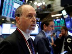 Stocks open lower on Wall Street as virus cases spike