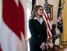 Hope Hicks returning to Trump White House as senior adviser