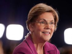 Warren discusses fiery Nevada debate performance on The View