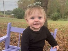 Authorities issue Amber Alert for 15-month-old girl last seen in December