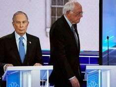 Bloomberg, Sanders pile-ons reveal Democrats' angst as race narrows: ANALYSIS