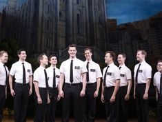 Review: 'The Book of Mormon' cast sings with missionary zeal at the Ahmanson, but ...