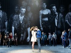 Review: 'West Side Story' blasts back to Broadway — kinetic, bloody and modern to the core
